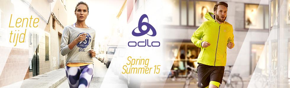 Odlo spring summer collectie 2015