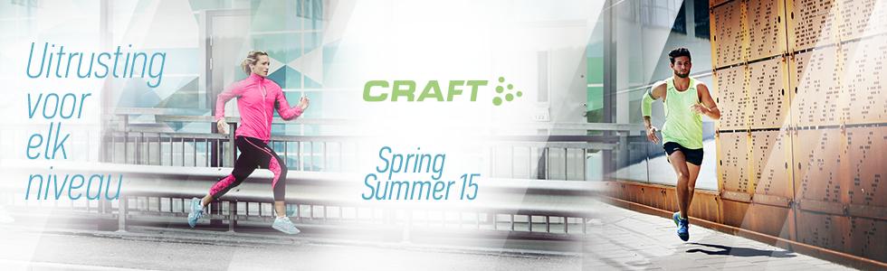 Craft running spring summer collectie 2015
