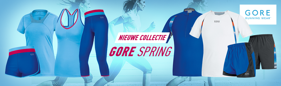 Gore Spring Collectie 2015