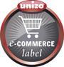all4running unizo ecommerce label