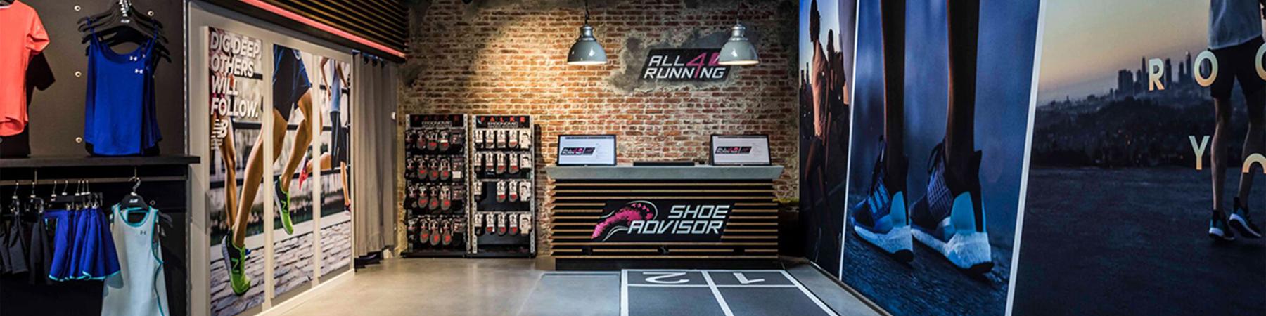 All4running Shoe Advisor Amsterdam